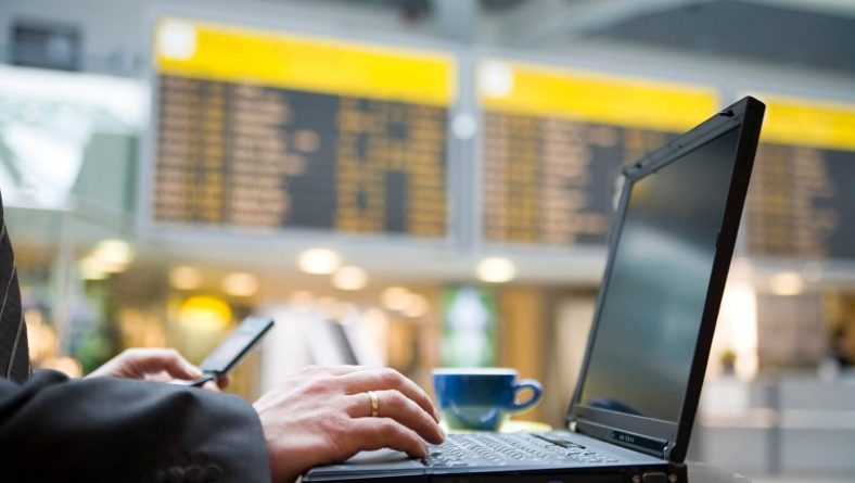 Making The Most of your 'Airport Working Time'